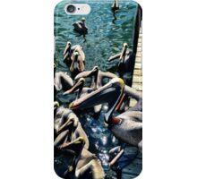 Pelican Alley iPhone Case/Skin