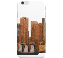 Tall Ship in Toronto Harbour iPhone Case/Skin