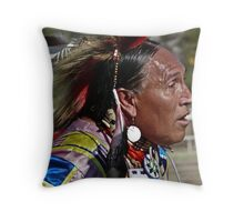 The Quintessential Apache Throw Pillow