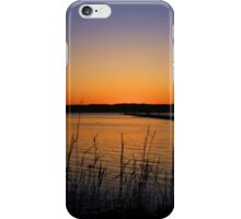 Long Jetty Sunset  iPhone Case/Skin