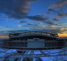 2010 Invesco Field 01 by greg1701