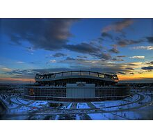2010 Invesco Field 01 Photographic Print