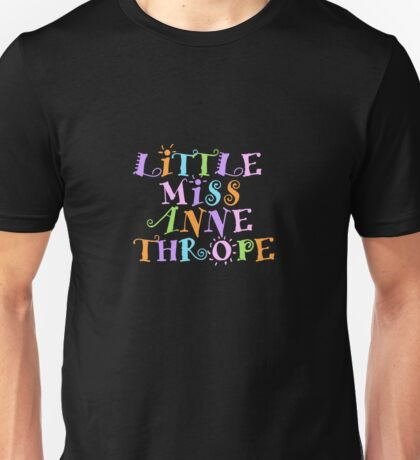 Little misanthrope Unisex T-Shirt