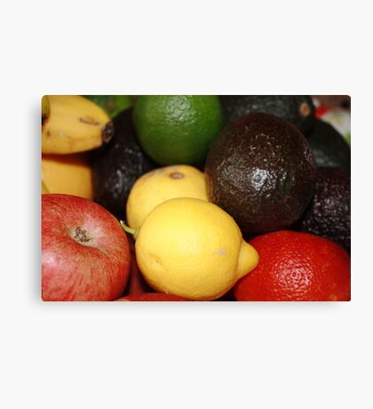 Fruit Canvas Print