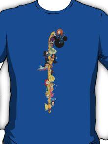 Disney Princesses Welcome Princess Merida  T-Shirt