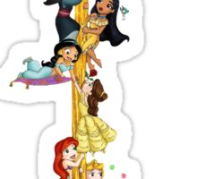Disney Princesses Welcome Princess Merida  Sticker