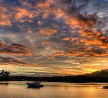 Sailors Delight - Newport - The HDR Experience by Philip Johnson
