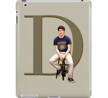 Darren Criss Capital D iPad Case/Skin