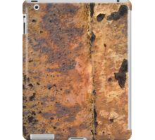 Rusty Metal iPad Case/Skin