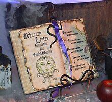 Disney Haunted Mansion Madame Leota Foolish Mortal by notheothereye