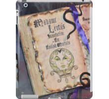 Disney Haunted Mansion Madame Leota Foolish Mortal iPad Case/Skin