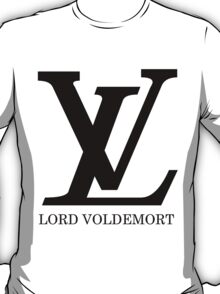 LV - Lord Voldemort T-Shirt