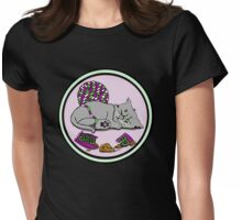 Kitten Smash! Womens Fitted T-Shirt