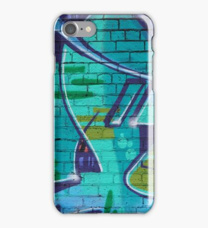 Fitzroy - Another brick in the wall iPhone Case/Skin