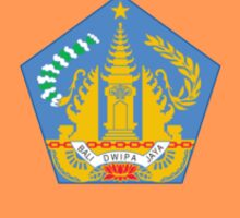Flag of Bali  Sticker