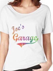 Joe's Garage - Frank Zappa Women's Relaxed Fit T-Shirt