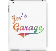 Joe's Garage - Frank Zappa iPad Case/Skin