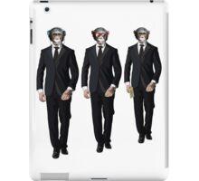Three Wise Monkeys    iPad Case/Skin
