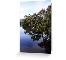 Goulburn Reflections Greeting Card