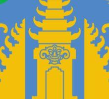 Seal of Bali Sticker