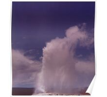 Thar' She Blows, Old Faithful Poster