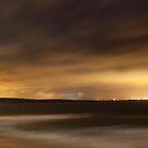 NYE Cronulla Panorama by Ben Herman