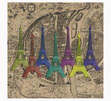 An Eye-full of Eiffel Kids Tee
