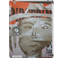 It's the Pizza Dude!! iPad Case/Skin