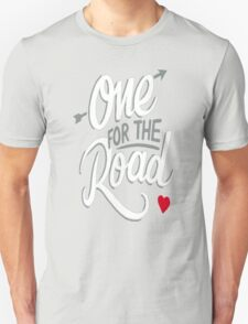 ARCTIC MONKEYS ONE FOR THE ROAD T-Shirt