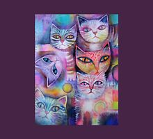 Mother cat and kittens II Unisex T-Shirt
