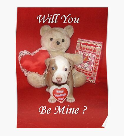 Will You Be Mine? Poster
