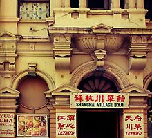 Shanghai Village by Angie Muccillo