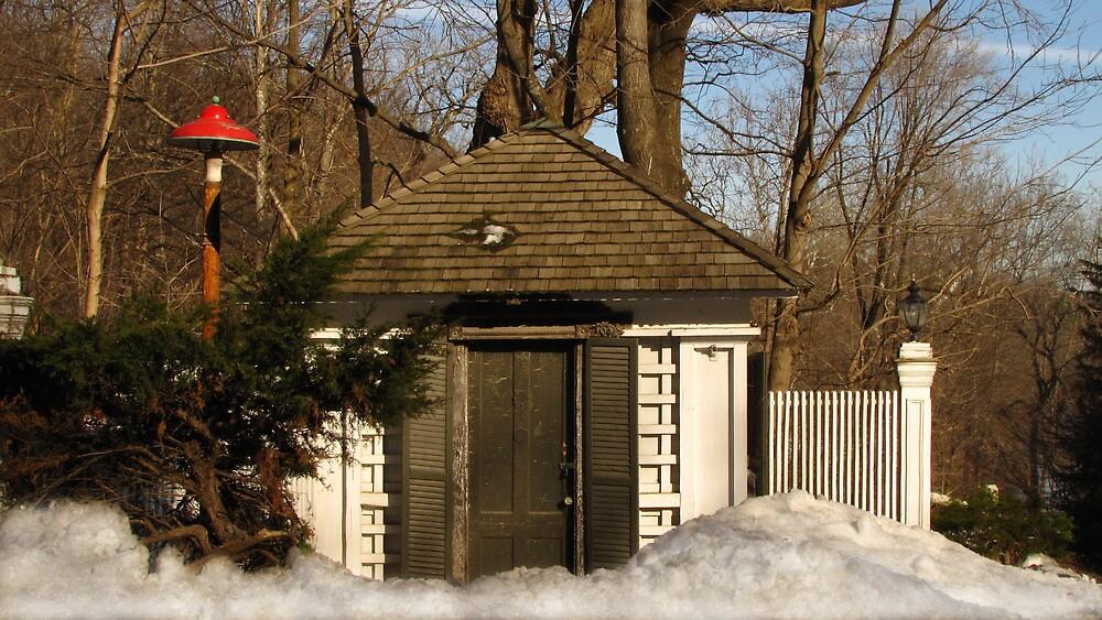 Ye Olde Gatehouse by Pamela Phelps