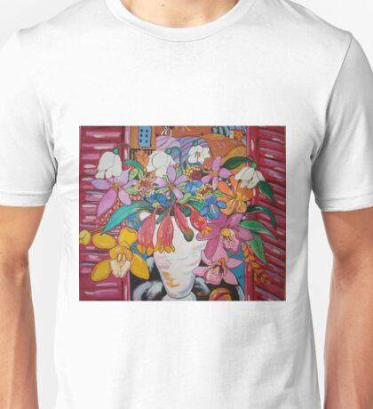 Orchids of Tuscany... Unisex T-Shirt