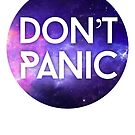 Don't Panic by becktacular