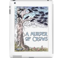 A Murder of Crows iPad Case/Skin