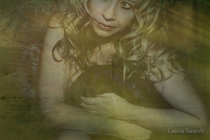 Clutching You To My Heart by Laurie Search