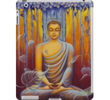 Buddha meditation iPad Case/Skin