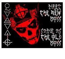 MEET THE NEW BOSS . . . SAME AS THE OLD BOSS by sleepingmurder