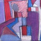 Inside my minds muri by Hannah Kenny