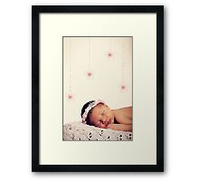 Sweet Sleep Framed Print