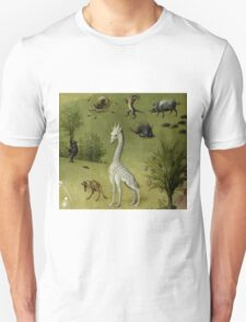 Hieronymus Bosch - Garden of Earthly Delights - Detail #2a T-Shirt