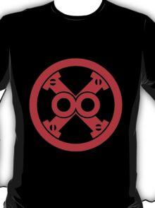 Paper Mario The Thousand Year Door - X Naut Logo T-Shirt