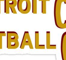 DCFC Sticker