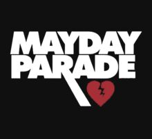 MAYDAY PARADE HEART LOGO Kids Clothes