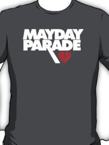 MAYDAY PARADE HEART LOGO T-Shirt