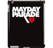 MAYDAY PARADE HEART LOGO iPad Case/Skin