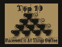 Top 10 Placement Banner All Things Coffee by Carmen Holly