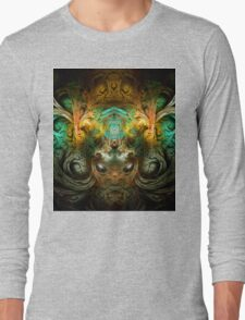 ©DA FS Face Off KukulKan V1FX. Long Sleeve T-Shirt