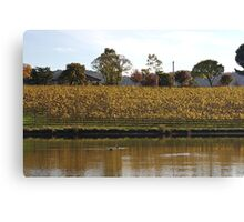 Yarrawood Home - Country Victoria Canvas Print